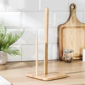 {{photo.Alt || photo.Description || 'Держатель для полотенец «Бамбук», 16×16×36 см'}}