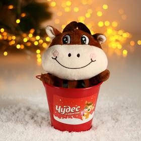 """Soft toy """" Miracles in the new year"""""""