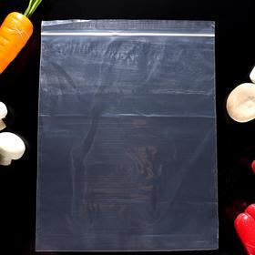 Пакет для заморозки с защелкой Доляна «Доляна», 25×30 см, 25 шт в п/п