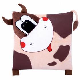 Мягкая игрушка-подушка «Корова Робби», 30х30 см