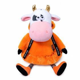 Мягкая игрушка «Коровка Ингрид», 28 см