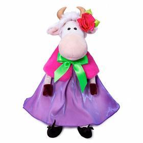 Мягкая игрушка «Корова Френсис», 25 см
