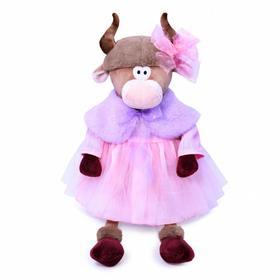 Мягкая игрушка «Корова Сара Салерс», 26 см