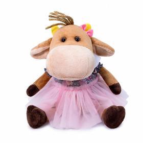 Мягкая игрушка «Коровка Берта Бул», 17 см