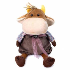 Мягкая игрушка «Бычок Боря Бул», 17 см