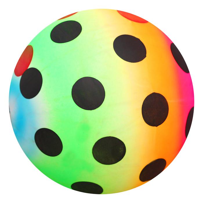 Мяч детский, пляжный, d=22 см, 100 г