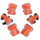 Защита роликовая OT-2020H р М, цвет оранжевый