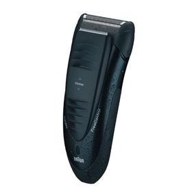Бритва Braun 170s-1 Series 1, сеточная, сухое бритьё, от сети, чёрная