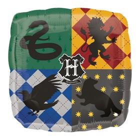 """Шар фольгированный 18"""" «Гарри Поттер», квадрат"""