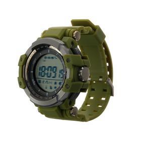 """Смарт-часы Jet SPORT SW3, дисплей 1.2"""", Bluetooth 4.0, IP68, зеленые"""