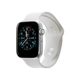 """Смарт-часы Jet SPORT SW-4C, цветной дисплей 1.54"""", Bluetooth 4.0, IP54, серебристые"""