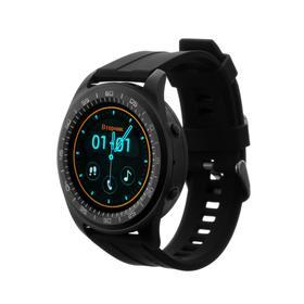 """Смарт-часы Jet PHONE SP2, цветной дисплей 1.3"""", Bluetooth 4.0, камера, черные"""