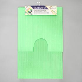 Набор ковриков для ванны и туалета «Моно зелёный», 2 шт: 50×50, 50×80 см - фото 4653249