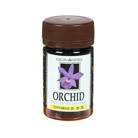 Удобрение для Орхидей Grow More Orchid Универсал 20-20-20 (желтый), 25 г