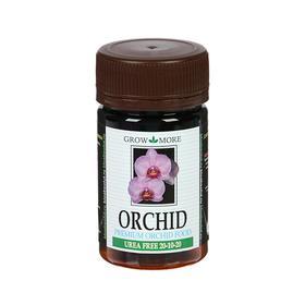 Удобрение для Орхидей Grow More Orchid Urea free 20-10-20 (зеленый), 25 г