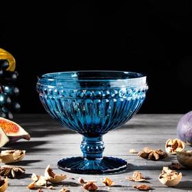 {{photo.Alt || photo.Description || 'Креманка круглая «Босфор», 350 мл, 12×11 см, цвет синий'}}