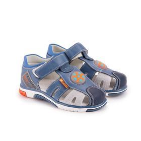 Children's sandals, color blue, size 30