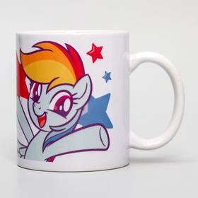 "Кружка сублимация ""Сладости"", My Little Pony, 350 мл"