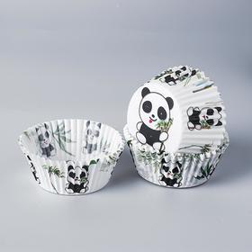 Тарталетки «Панда», набор 24 шт., виды МИКС