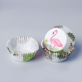 Тарталетки «Фламинго», набор 24 шт., виды МИКС