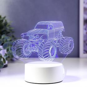 "Светильник ""Траки"" LED RGB от сети"