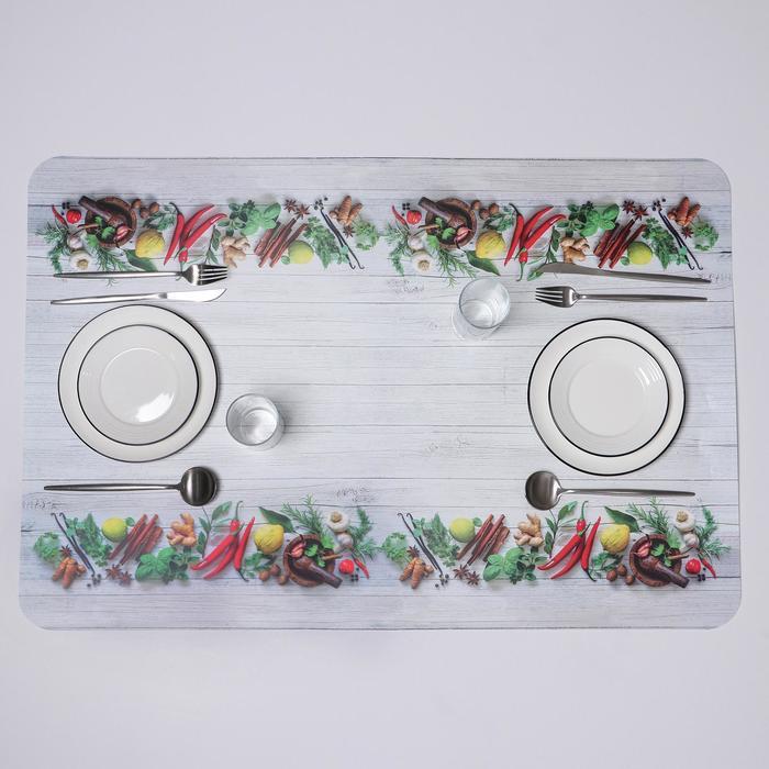 Салфетка кухонная «Госпачо», 60×90 см - фото 497243