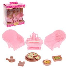 Набор мебели для кукол «Уют-5», МИКС