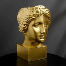 {{photo.Alt || photo.Description || 'Кашпо гипсовое «Венера», цвет золотой, 30 × 30 см'}}