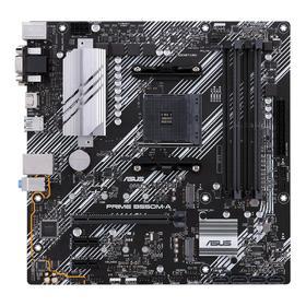 Материнская плата Asus PRIME B550M-A, AM4, B550, 4xDDR4, VGA, DVI, HDMI, mATX