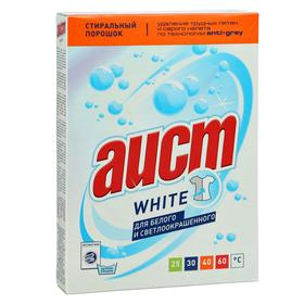 "Средство моющее синтетическое порошкообразное ""Аист""-White, 400 гр"