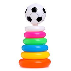 Пирамидка «Футбольный мяч»