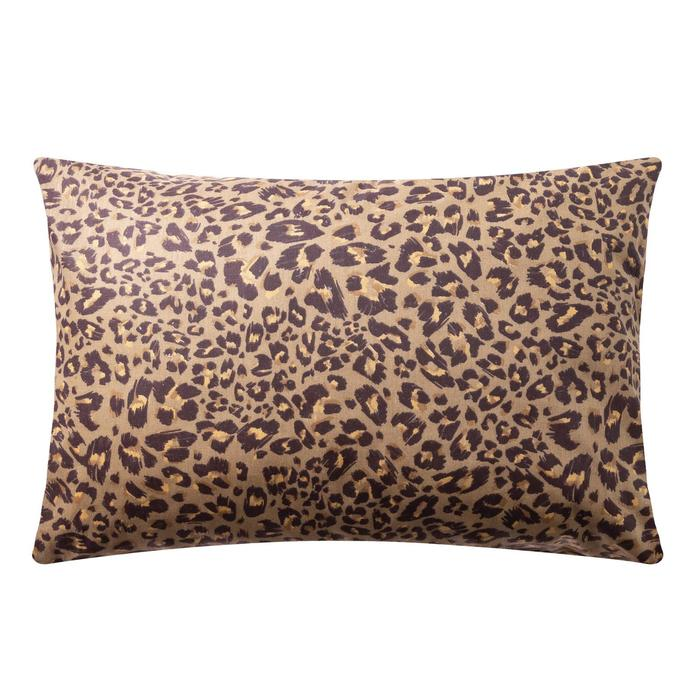 Наволочка Экономь и Я 50х70 см «Леопард», 100 гр/м2 - фото 762200
