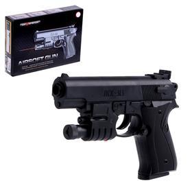 Пистолет «Агент 313», стреляет пульками, 6 мм