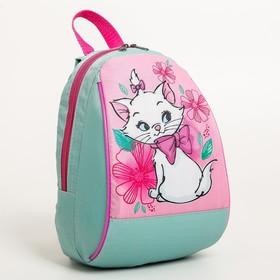 "Backpack ""kitty Marie"", 20*13*26, zippered otd, turquoise"