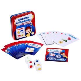 Настольная игра «Логика с пелёнок»