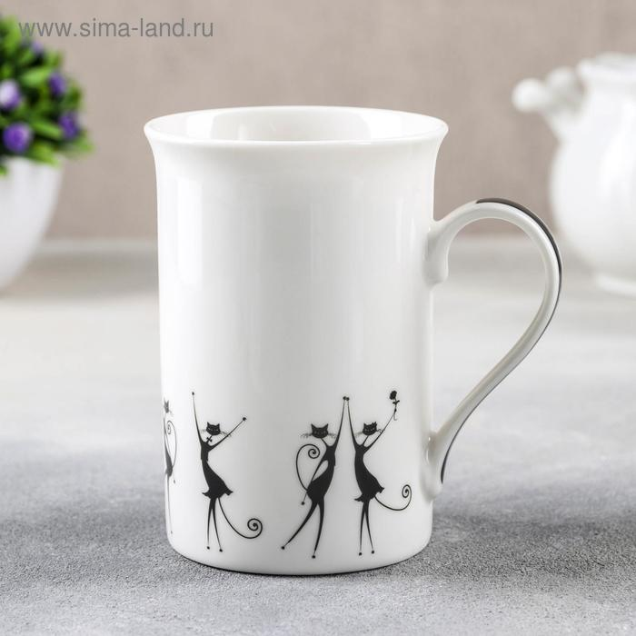 "Mug ""Black cats"", 300 ml"