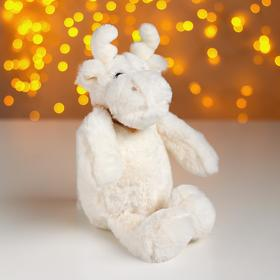 Мягкая игрушка «Белый лосик»