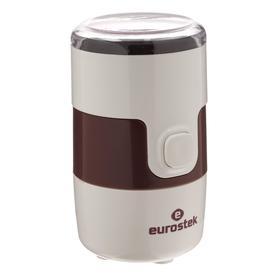 Кофемолка Eurostek ECG-SH05P, 200 Вт, 50 гр, белая Ош