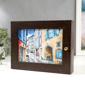 "Key holder ""Narrow street"" Mini 18x23 cm"