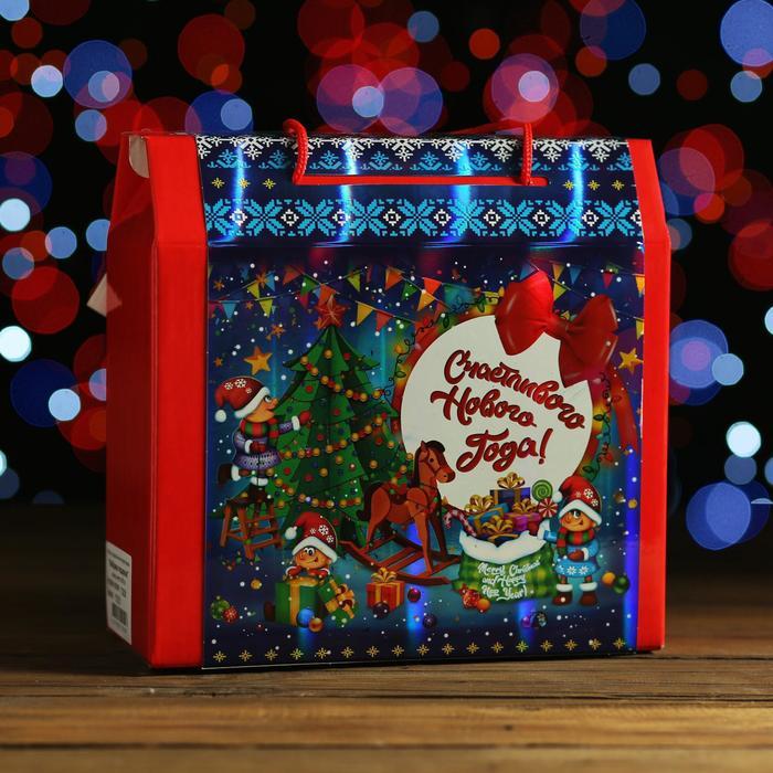 "Новогодний подарок ""Фабрика подарков"" 650 г"