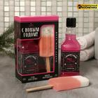 """Набор """"С Новым годом"""" гель для душа виски, мыло-мороженка - фото 497574"""
