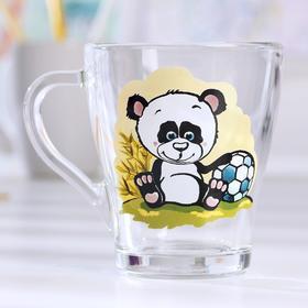 Кружка «Весёлые зверюшки. Панда», 250 мл