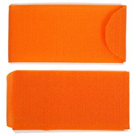 Связка для горных лыж оранжевая