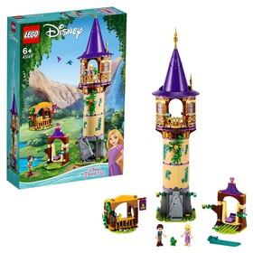 Конструктор LEGO Disney Princess «Башня Рапунцель»