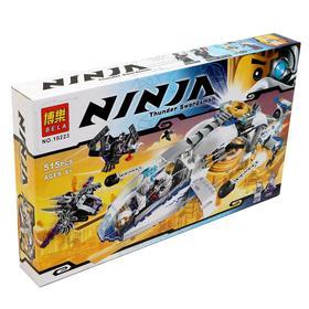 Конструктор Ниндзя, 515 деталей