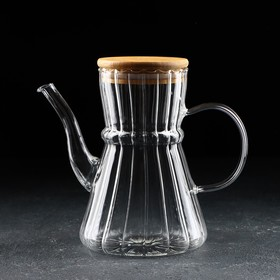 Чайник заварочный «Эко. Восток», 800 мл, 18×11,5×17 см