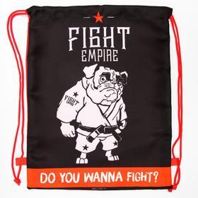 Мешок спортивный «Fight»: 32 х 42 см