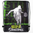 """Shoe bag with rope handles """"Keep it"""", 32 x 42 cm"""