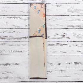Органайзер для белья с крышкой «Собачки, 16 ячеек , 50×33×13 см - фото 4640858