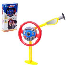 Руль «Капитан», устанавливается в автомобиль, световые и звуковые эффекты